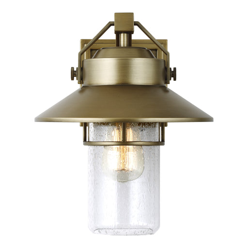 Boynton One Light Outdoor Wall Lantern