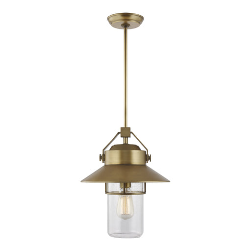 Boynton One Light Outdoor Pendant Lantern