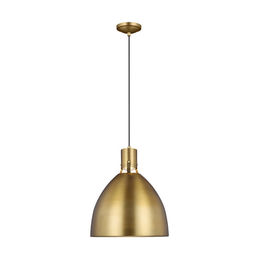 Brynne One Light LED Pendant Large