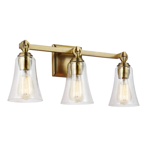 Monterro Three Light Vanity