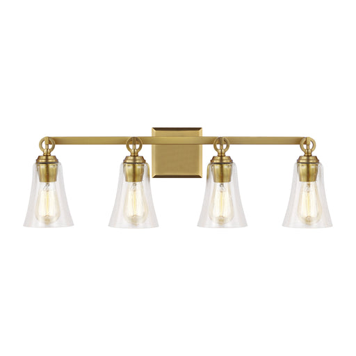 Monterro Four Light Vanity