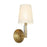 Lismore One Light Wall Sconce