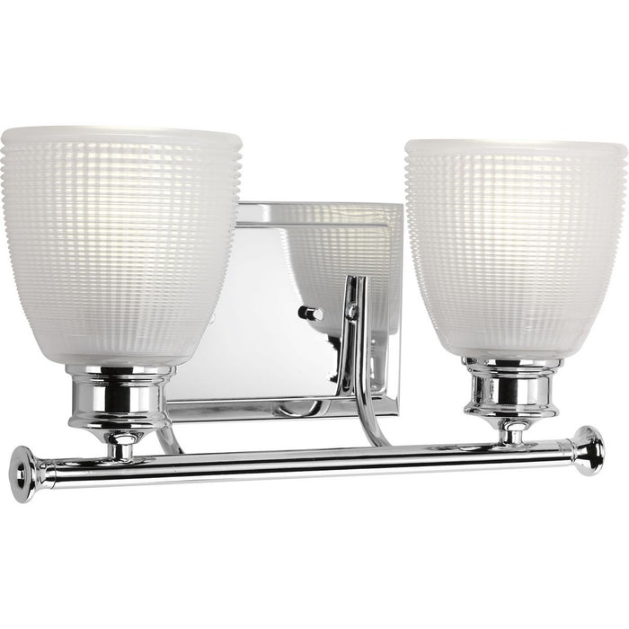 Lucky Collection Two-Light Bath & Vanity