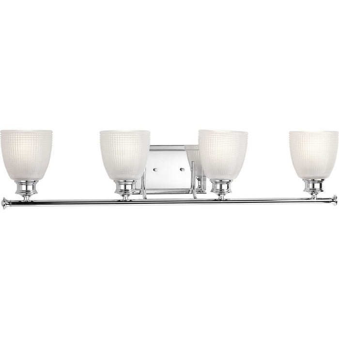 Lucky Collection Four-Light Bath & Vanity