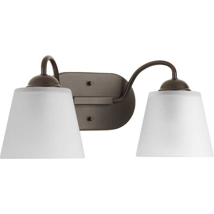 Arden Collection Two-Light Bath & Vanity