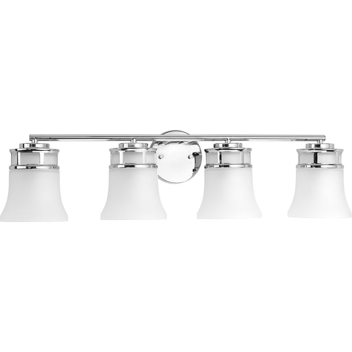 Cascadia Collection Four-Light Bath & Vanity