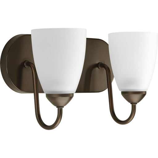 Gather Collection Two-Light Bath & Vanity