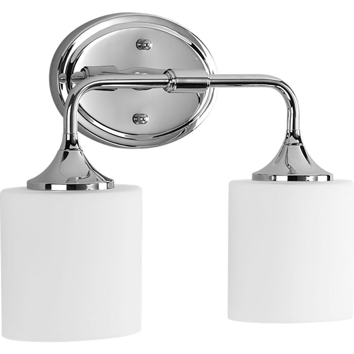 Lynzie Collection Two-Light Bath & Vanity