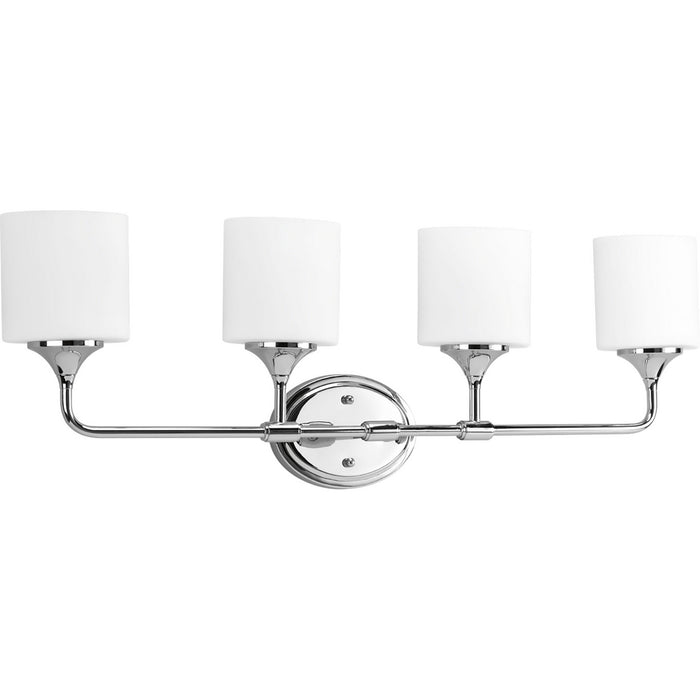 Lynzie Collection Four-Light Bath & Vanity
