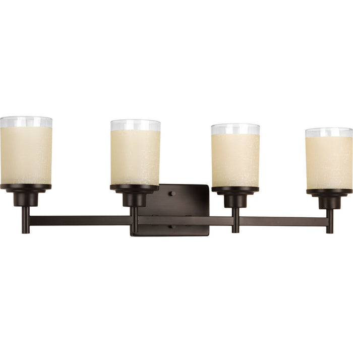 Alexa Collection Four-Light Bath & Vanity