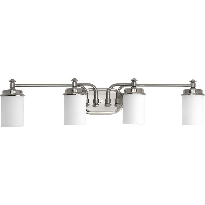 Glide Collection Four-Light Bath & Vanity