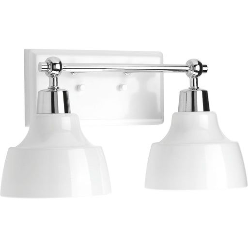 Bramlett Collection Two-Light Bath & Vanity