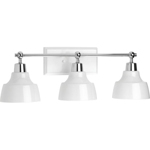 Bramlett Collection Three-Light Bath & Vanity