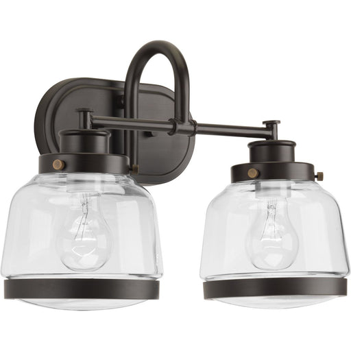 Judson Two-Light Bath & Vanity