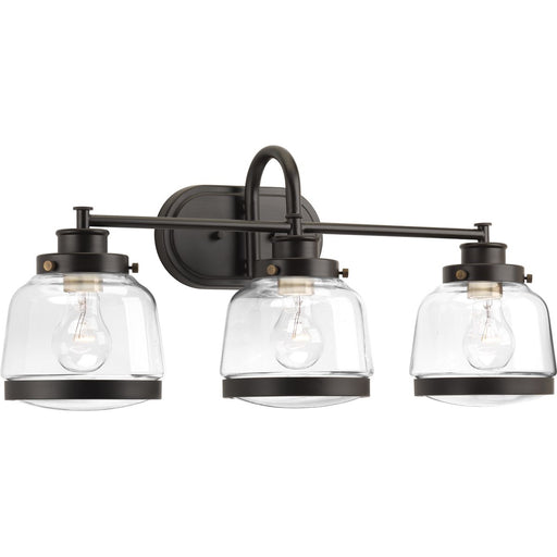 Judson Three-Light Bath & Vanity