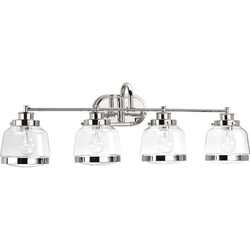 Judson Four-Light Bath & Vanity