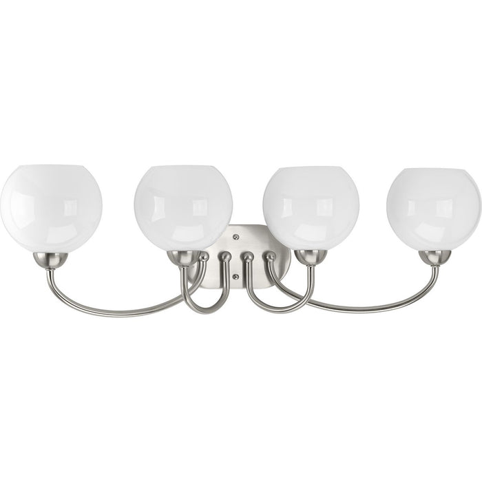Carisa Collection Four-Light Bath & Vanity