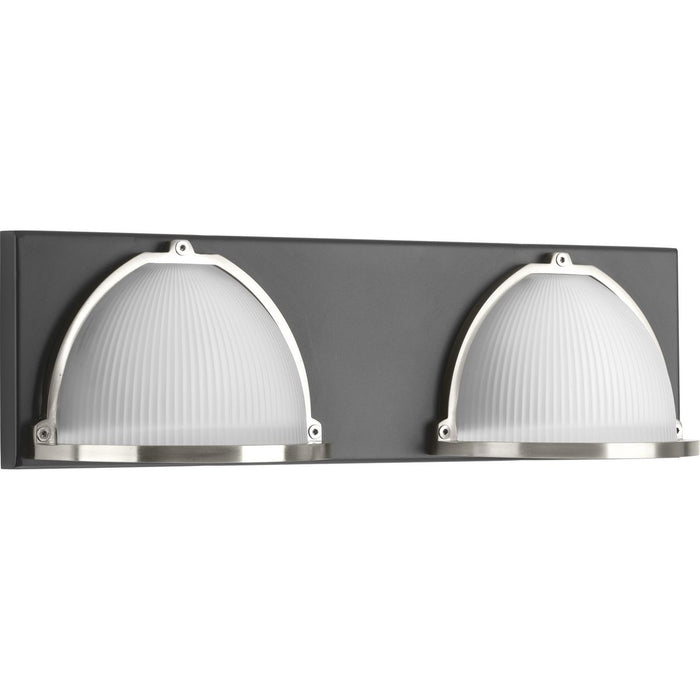 Ponder Collection Two-Light LED Bath & Vanity
