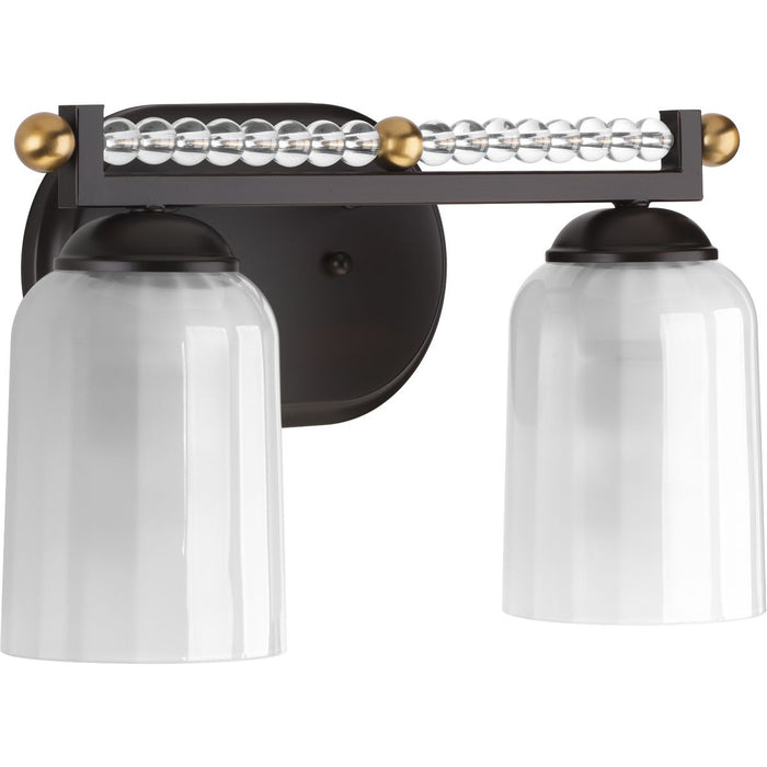 Carlyn Collection Two-Light Bath & Vanity