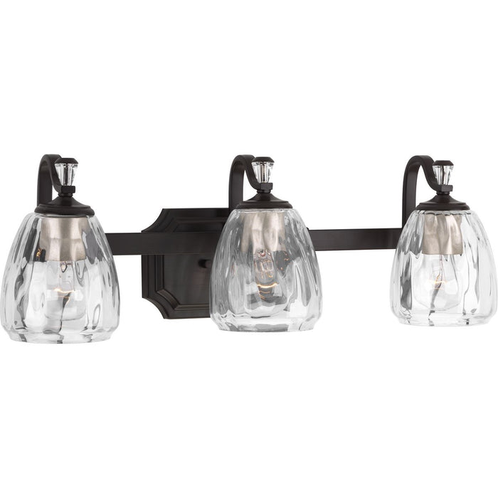 Anjoux Three-Light Bath & Vanity