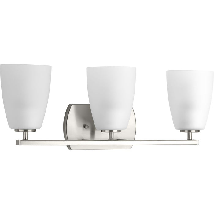 Leap Collection Three-Light Bath & Vanity