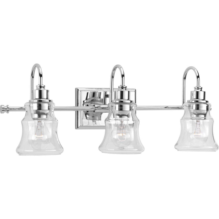 Litchfield Three-Light Bath & Vanity