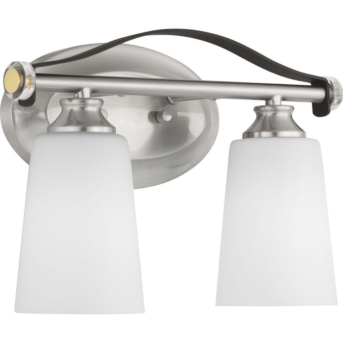 Nealy Collection Two-Light Bath & Vanity