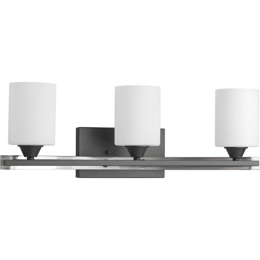 Dart Collection Three-Light Bath & Vanity