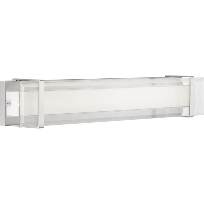 "Miter LED Collection 34"" LED Linear Bath & Vanity"