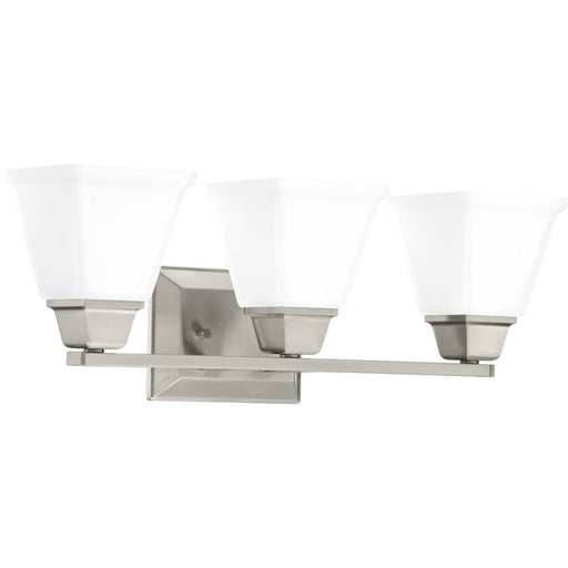 Clifton Heights Collection Three-Light Bath & Vanity