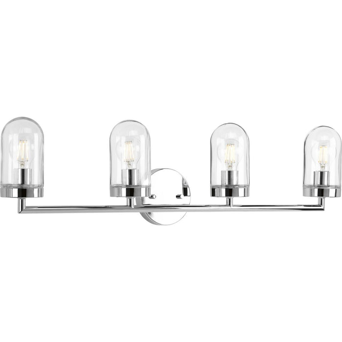 Signal Collection Four-Light Bath & Vanity