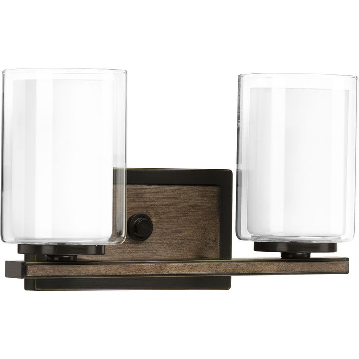 Mast Collection Two-Light Bath & Vanity