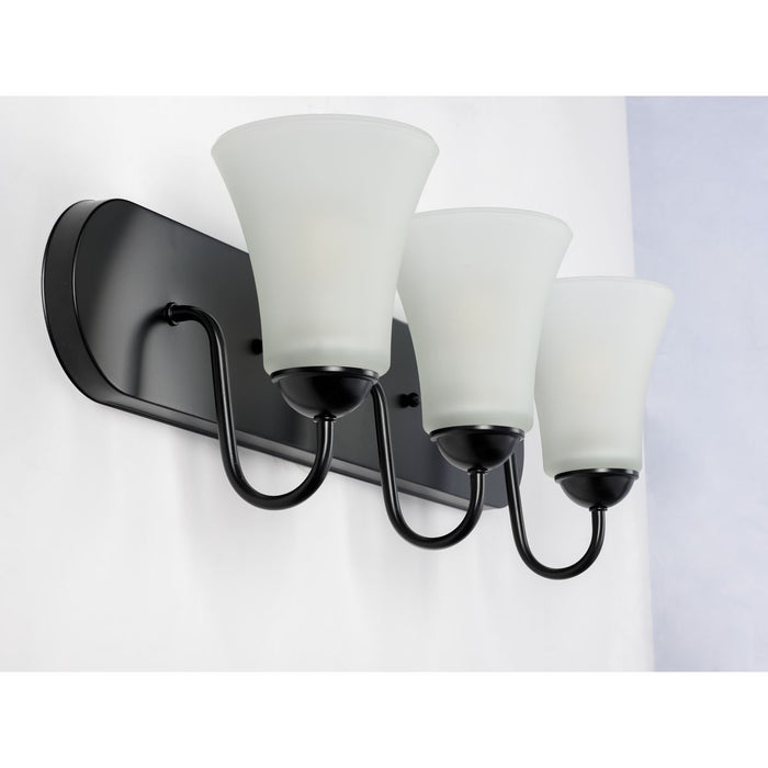 Classic Collection Three-Light Bath & Vanity