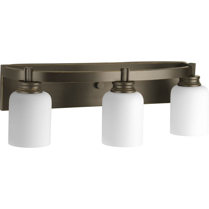 Orbitz Collection Three-Light Bath & Vanity