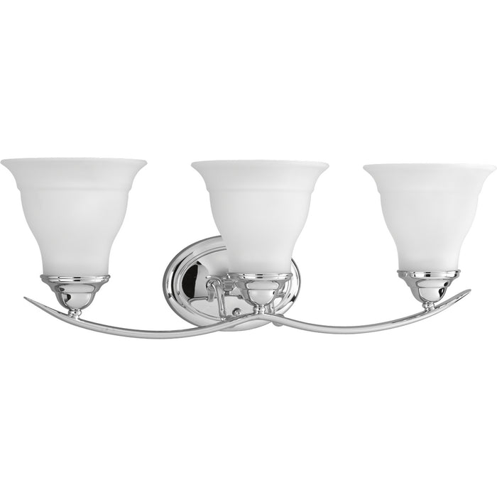 Trinity Collection Three-Light Bath & Vanity