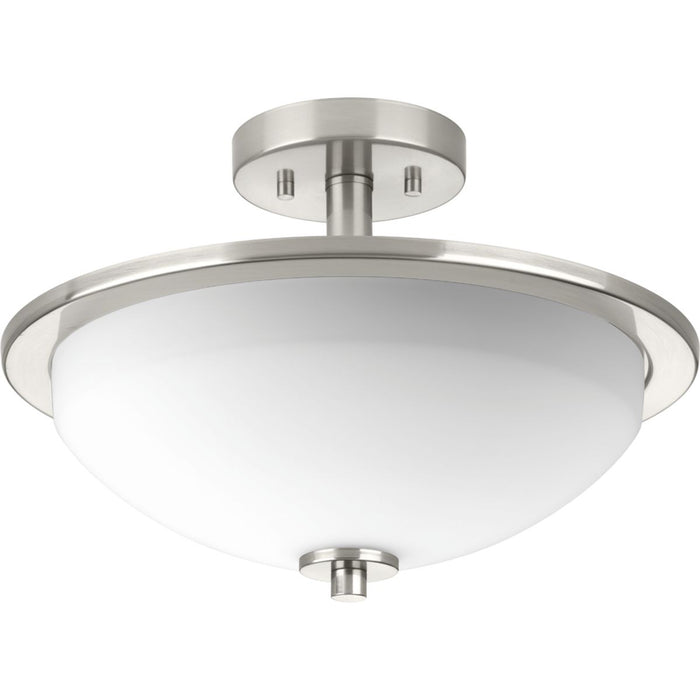 "Replay Collection Two-light 14-3/4"" Semi-Flush"