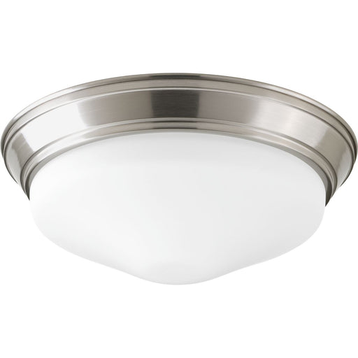 "One-Light 13-1/4"" LED Flush Mount"