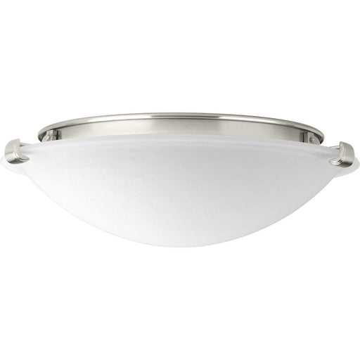 "One-Light 12"" LED Dome Flush Mount"