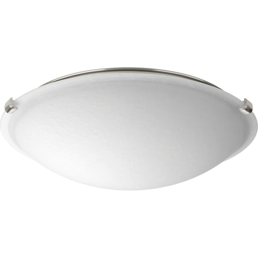 "One-Light 16"" LED Dome Flush Mount"
