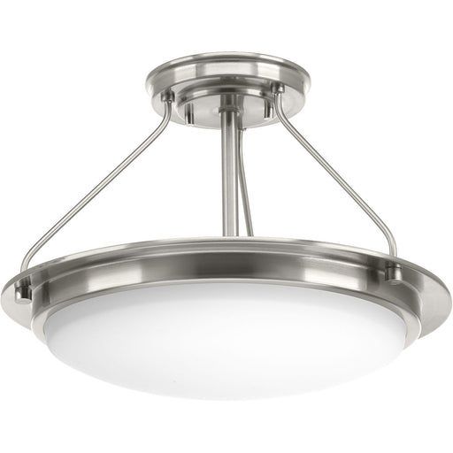 "Apogee Collection 15"" LED Semi-Flush/Convertible"