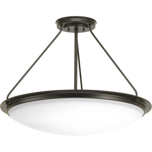 "Apogee Collection 27"" LED Semi-Flush/Convertible"