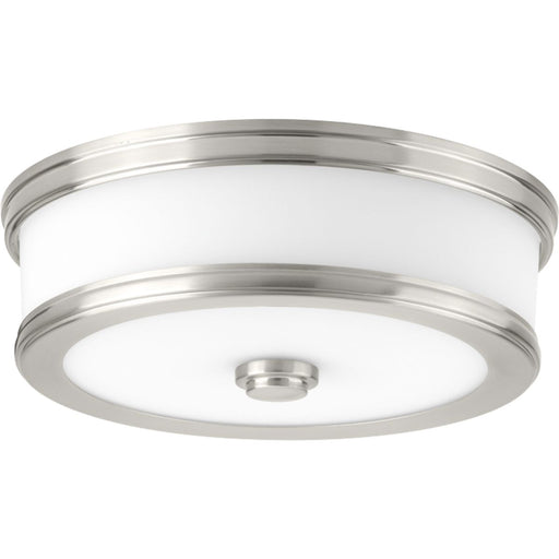 "Bezel Collection 10"" LED Flush Mount"