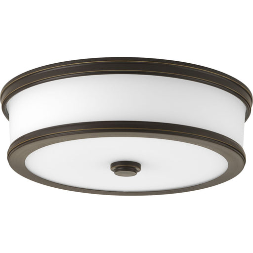 "Bezel Collection 13"" LED Flush Mount"