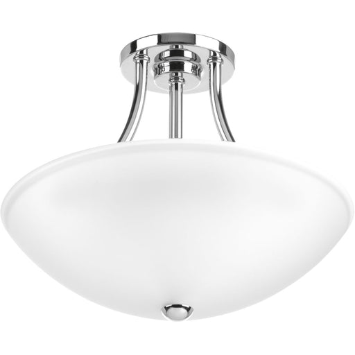 "Gather Collection 12-7/8"" Semi-Flush/Convertible"