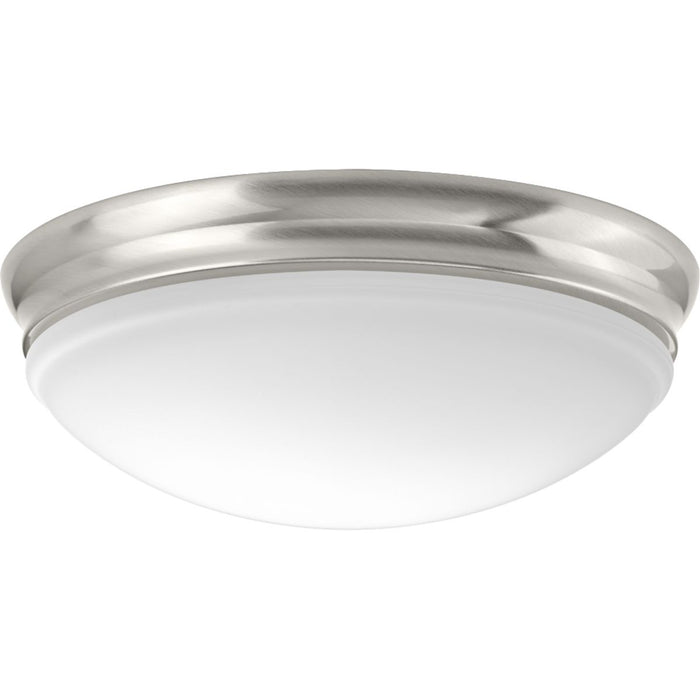 "One-Light 13-1/2"" LED Flush Mount"