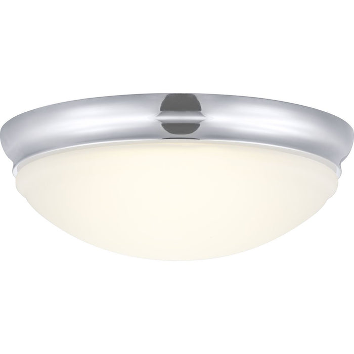 "One-Light 15"" LED Flush Mount"