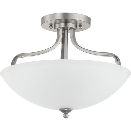 Laird Collection Three-Light Semi-Flush Convertible