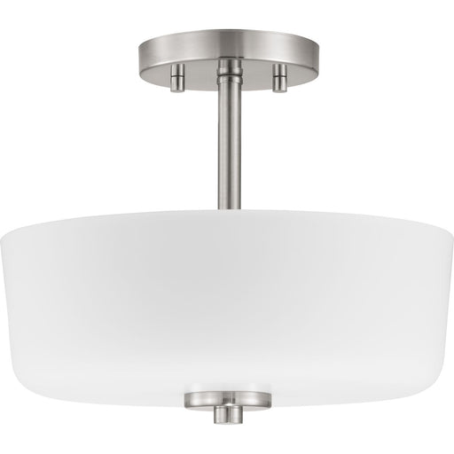 "Tobin Collection Two-Light 12-1/4"" Semi-Flush Convertible"
