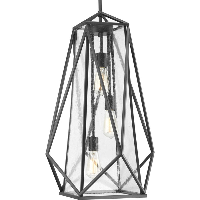 Marque Collection Three-Light Pendant