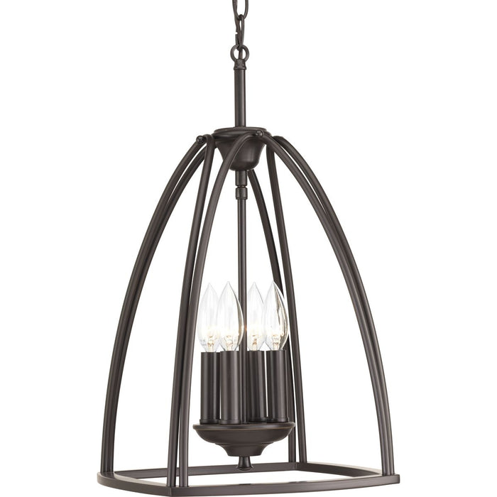 Tally Collection Four-Light Foyer Pendant